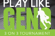 2nd Annual Play Like Geno 3 on 3